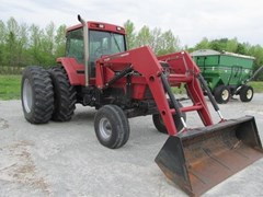 Tractor For Sale 1990 Case IH 7130 , 172 HP