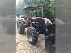 Tractor For Sale 1998 Case IH C90 , 74 HP