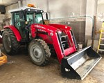 Tractor For Sale: Massey Ferguson 2680HD, 85 HP