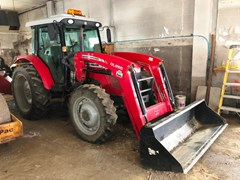 Tractor For Sale 2014 Massey Ferguson 2680HD , 85 HP