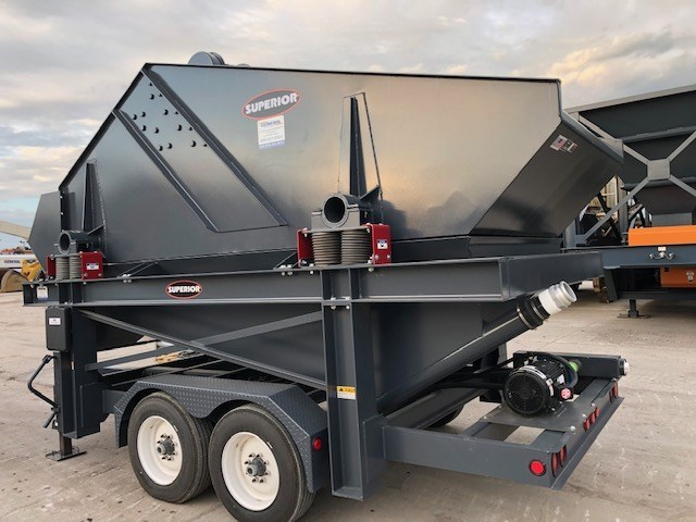 2018 Superior F6121VBDS Washing Equipment For Sale