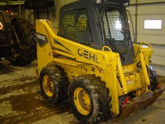 Skid Steer For Sale 2007 Gehl SL4840E
