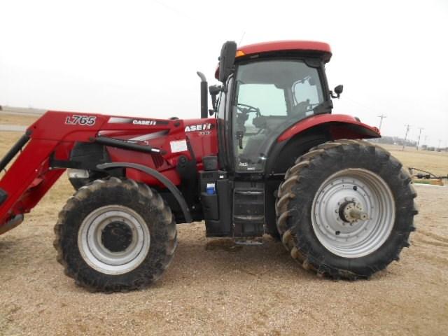2015 Case IH PUMA 185 CVT Tractor For Sale