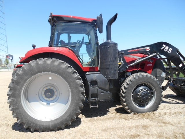 2016 Case IH MAGNUM 180 Tractor For Sale