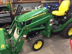 Tractor For Sale 2014 John Deere 1025R , 25 HP