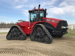 Tractor For Sale 2013 Case IH Steiger 400 Rowtrac , 400 HP