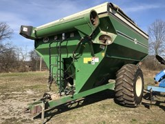 Grain Cart For Sale 1997 J & M 875
