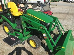 Tractor For Sale 2012 John Deere 1026R , 25 HP