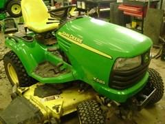 Riding Mower For Sale 2005 John Deere X585 , 25 HP