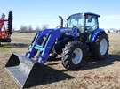 Tractor For Sale:  2017 New Holland T4.100 , 99 HP