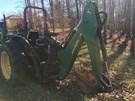 Loader Backhoe For Sale:  2008 John Deere 49 Backhoe (Only) Tractor/Loader not included