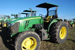 Tractor For Sale 2016 John Deere 5115M , 115 HP