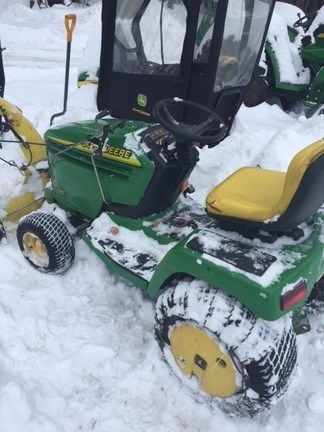 2005 John Deere 335 Riding Mower For Sale