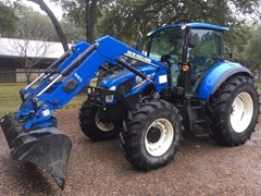 Tractor For Sale 2013 New Holland T5.115 , 98 HP