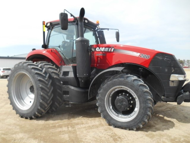 2015 Case IH MAGNUM 280 Tractor For Sale
