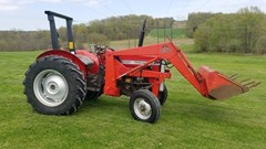 Tractor For Sale 1992 Massey Ferguson 231 , 38 HP