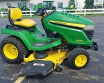 Riding Mower For Sale2016 John Deere X580, 24 HP