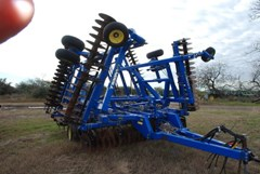 Vertical Tillage For Sale 2016 Landoll 7431-33