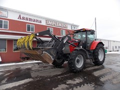 Tractor For Sale 2014 McCormick MTX 120 MFD