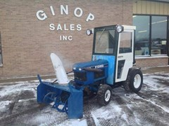 Tractor For Sale:  1989 Ford 1220 , 17 HP