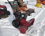 Snow Blower For Sale: Yard King 10/30