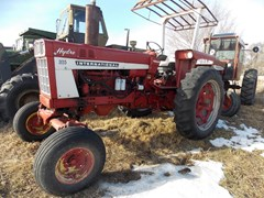 Tractor For Sale International 86 Hydro