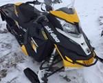 Snowmobile For Sale: 2016 Ski-Doo 2016 BLIZZARD 600E-TEC E.S. BLK/YEL
