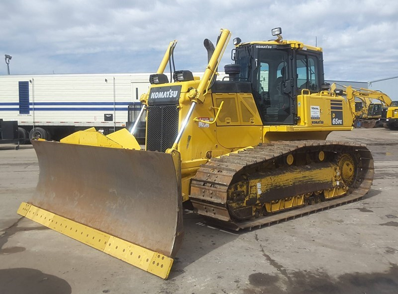 2015 Komatsu D65PX-18 Crawler Tractor For Sale