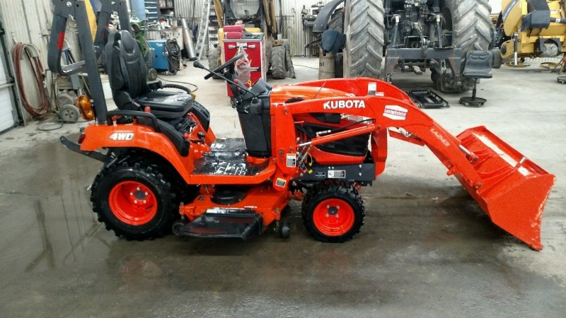 2014 Kubota BX2370TV Tractor For Sale