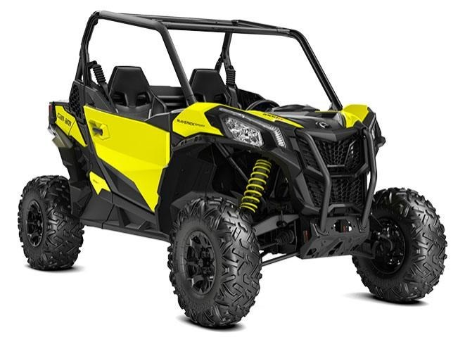 2019 Can-Am 2019 MAV SPORT DPS 1000R YEL SKU # 9GKH Utility Vehicle For Sale