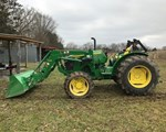 Tractor For Sale2016 John Deere 5055E, 55 HP