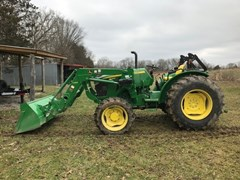 Tractor For Sale 2016 John Deere 5055E , 55 HP