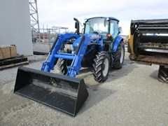 Tractor For Sale 2016 New Holland T4.100 , 100 HP