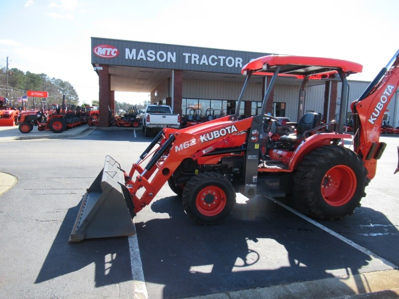 2018 Kubota M62 TLB Tractor For Sale