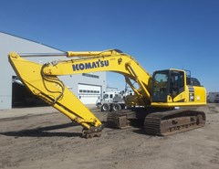 Excavator For Sale 2015 Komatsu PC360LC-11