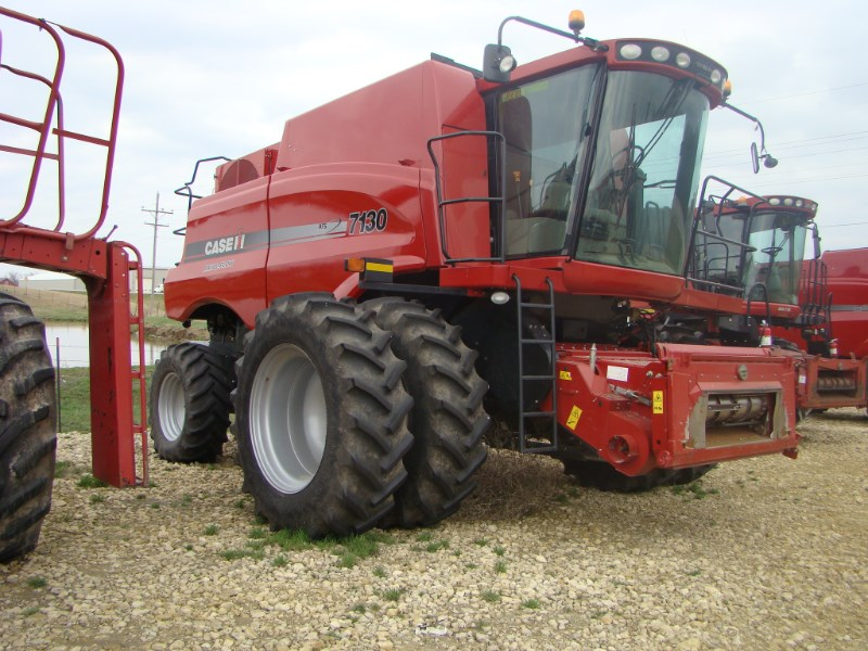 2012 Case IH 7130 Combine For Sale