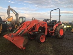 Tractor For Sale 2014 Kubota B2650HSD , 26 HP
