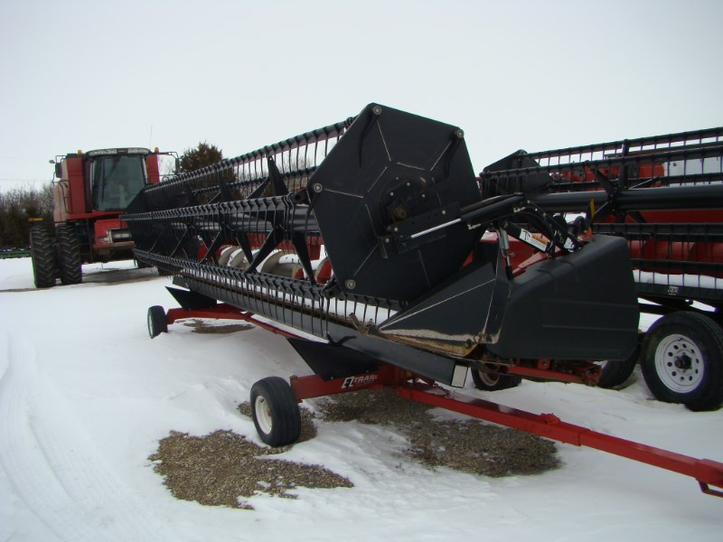 2006 Case IH 1020 25' Header-Auger/Flex For Sale