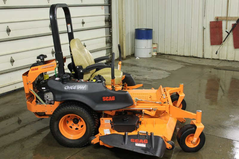 2018 Scag SCZ72V-34CV-EFI Zero Turn Mower For Sale