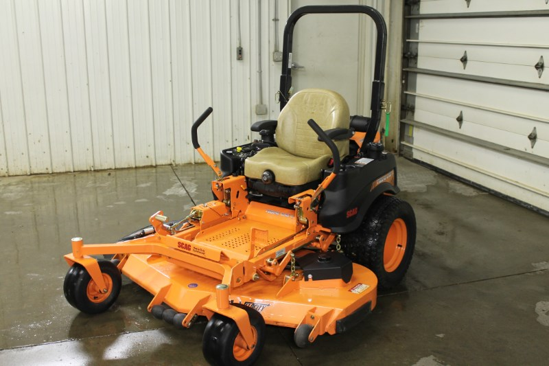 2018 Scag STCII61V-29-EFI Zero Turn Mower For Sale