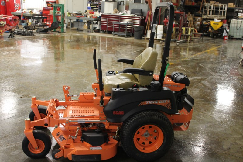 2018 Scag STCII-48V-23CV-SS Zero Turn Mower For Sale