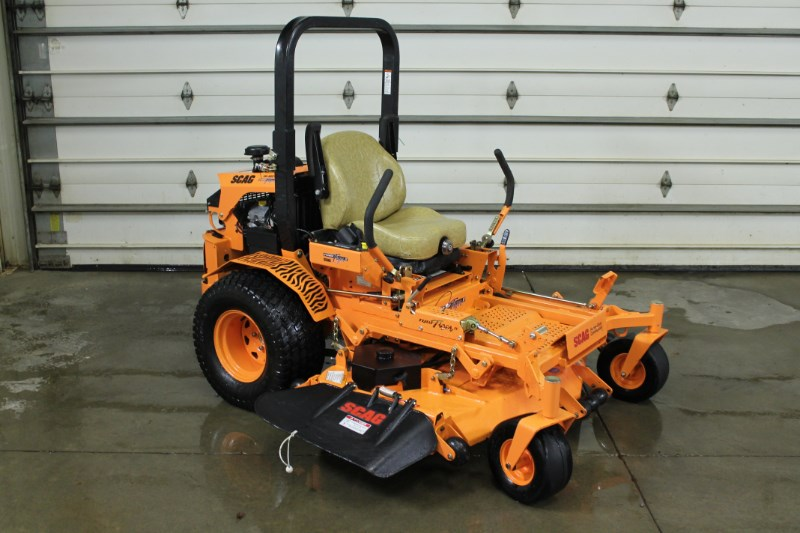 2018 Scag STTII-61V-26DFI Zero Turn Mower For Sale