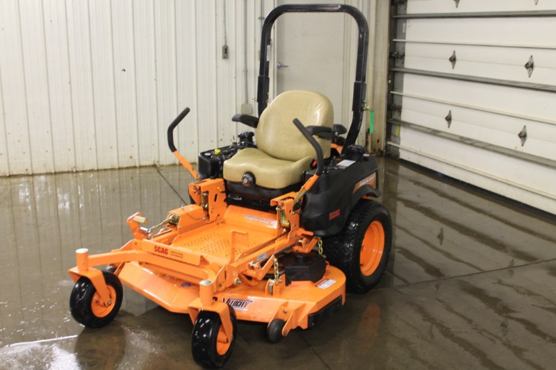 2018 Scag STC52V-22FX Zero Turn Mower For Sale