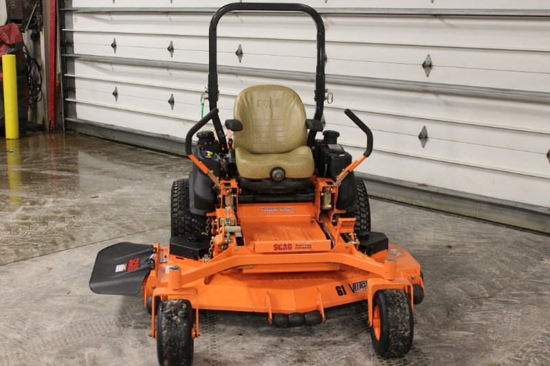 2018 Scag STCII-61V-26CV-EFI Zero Turn Mower For Sale
