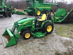 Tractor For Sale 2010 John Deere 2720 , 31 HP