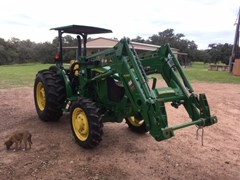 Tractor For Sale 2015 John Deere 5075E , 75 HP