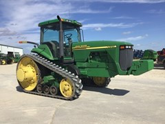 Tractor For Sale 2001 John Deere 8410T , 235 HP