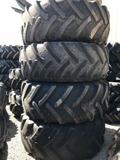 Wheels and Tires For Sale 2011 BKT 710/70R42