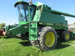 Combine For Sale 1993 John Deere 9600