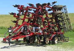 Vertical Tillage For Sale 2012 Salford 570RTSHD